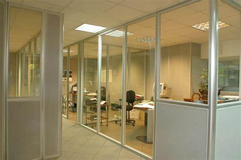 cloisons bureaux cloisons de bureaux cloisons aluminium naturel panneaux