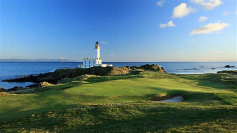 turnberry trump ailsa course golf lighthouse major ninth par reopens renovations following open florida david golfcoursearchitecture