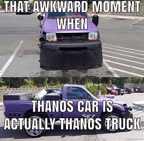 Thanos Car Thanoscar