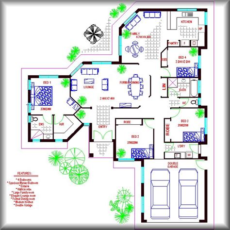 family floor plans large family house floor plans large family home plans