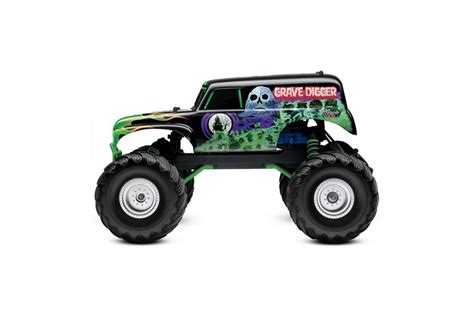 remote control grave digger monster truck videos traxxas monster jam grave digger xl 5 electric rc remote