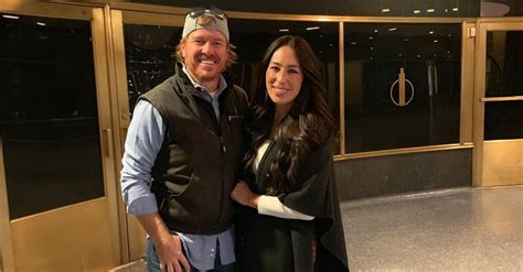joanna gaines opens    social media started