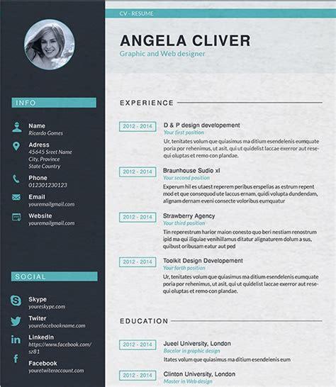resume format for photoshop designers designer resume template resume builder