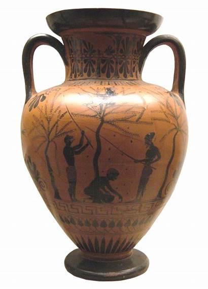 Greek Vase Ancient Olive Transparent Greece History