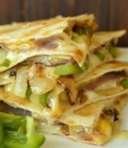 Philly Cheesesteak Quesadilla Recipe