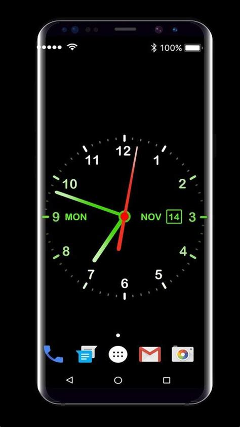 Digital Screen Wallpaper by Digital Clock Live Wallpaper For Android Free