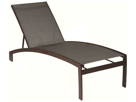 chaise alu suncoast vision sling cast aluminum chaise lounge 7993