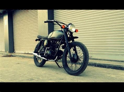 Modified Bikes Cd Deluxe by Honda Cd Deluxe Tracker Modified By Pune Based Ayas