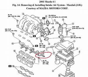 2005 Mazda 6 2 3l Fuel Filter