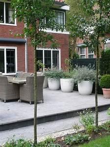 Schöne Terrassen Ideen : tuin mooi plantenbakken garten garden tuin tuin idee n und tuin mand ~ Orissabook.com Haus und Dekorationen