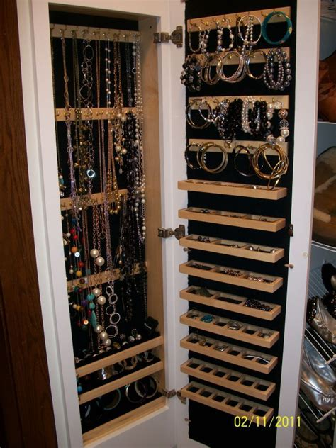Wardrobe Cabinet With Mirror by Closet Jewelry Cabinet I Can Imagine This With A