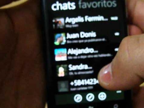 whatsapp v2 8 para nokia lumia