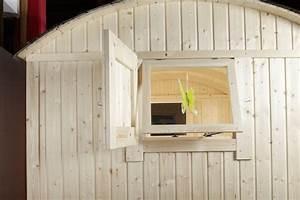 Einfache Holzfenster Für Gartenhaus : kinderspielhaus wolff camping bauwagen holz stelzen ~ Articles-book.com Haus und Dekorationen