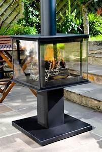 Legend Garden Cube  U2014 The Gas Fireplace