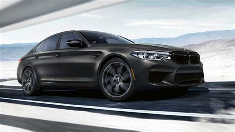 2020 Bmw M5 Edition 35 Years by 2020 Bmw M5 Edition 35 Years Motor1 Photos