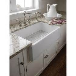 pegasus farmer apron front fireclay 29 3 4x18x10 0 hole single bowl kitchen sink in white fs30