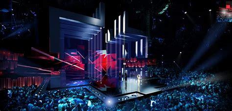 ebu eurovision song contest semi finals running order