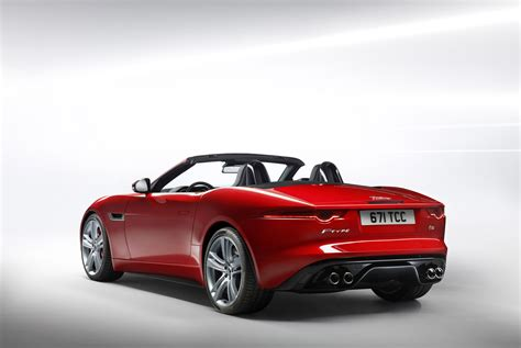two seater convertible sports cars 2012 motor show jaguar f type a two seater