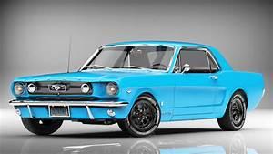 Ford Mustang 1964 : 3d model mustang 1964 ~ Medecine-chirurgie-esthetiques.com Avis de Voitures