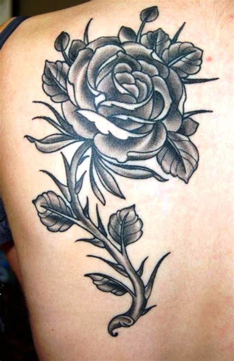 black  white tattoos  women flawssy