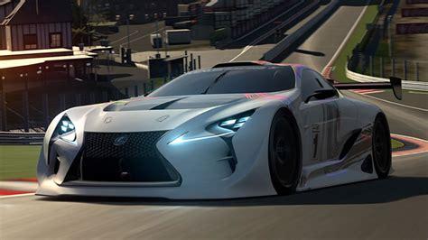 Vision Gran Turismo Specs by 2015 Lexus Lf Lc Gt Vision Gran Turismo Concept Photos