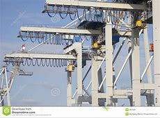 Container Crane 3 Stock Photos Image 487093