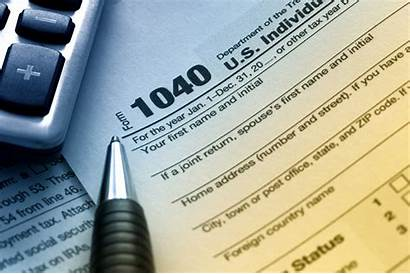 Tax Return Income Irs Federal Taxes Required