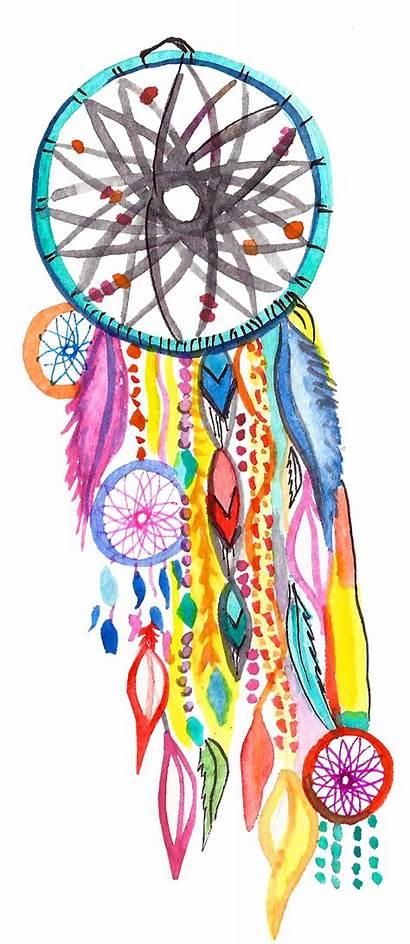 Dreamcatcher Watercolor Clipart Transparent Clip Painting Webstockreview