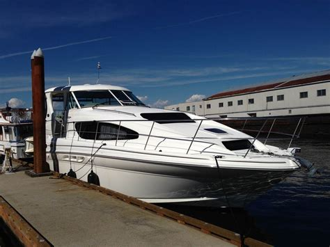 Used Boat Motors Vancouver by Sea 390 Motor Yacht 2005 Used Boat For Sale In