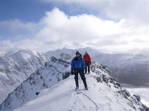 winter mountaineering climbing adele pennington