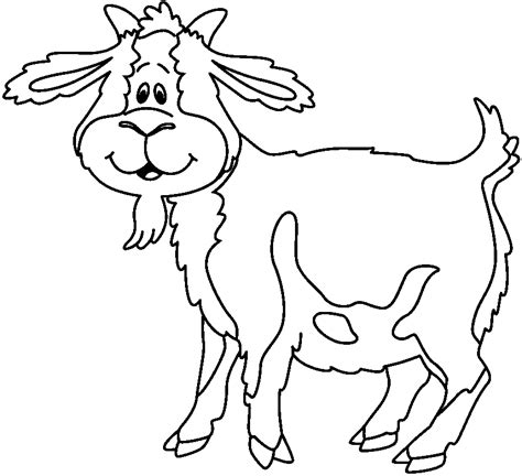 goat clipart black and white goat clipart black and white