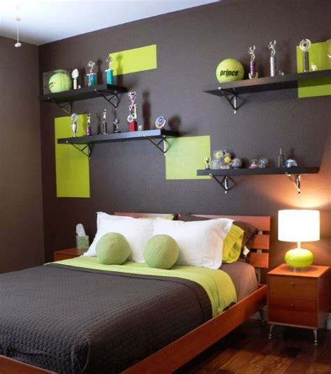fresh start with bright paint colors for bedroom