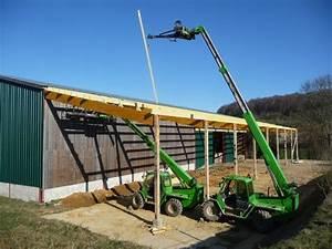 Hangar En Kit Bois : hangar agricole en bois ~ Premium-room.com Idées de Décoration