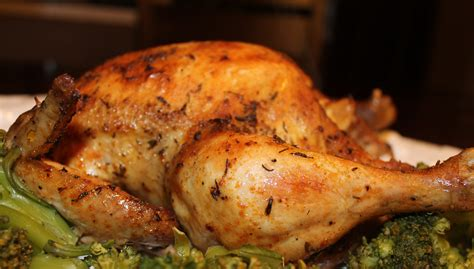 cooked chicken slow cooker roasted chicken edible harmony