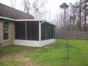 Screened Porches and Patios