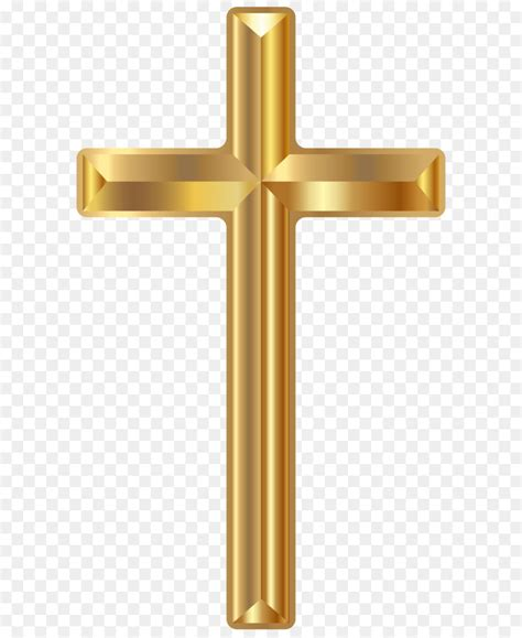 Gold Clipart Gold Cross Computer File Gold Cross Png Transparent Clip