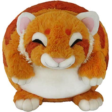 Squishable Golden Tiger Adorable Fuzzy Plush