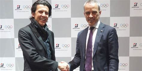 Global cao, bsjp ceo responsible for bsjp; Bridgestone announces Olympic Partnership activation for EMEA