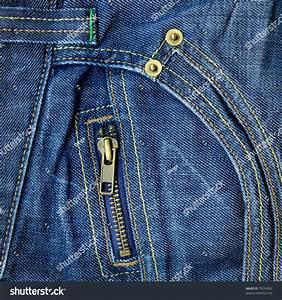 Detailed Metal Zipper On Jeans Background Stock Photo 79559692  Shutterstock