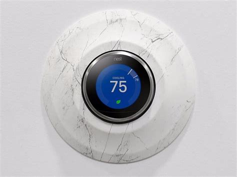 Decorating with plates on a wall is an inexpensive and creative way to create a beautiful focal point in a room. 5 wall plates that make the Nest Thermostat blend in with ...