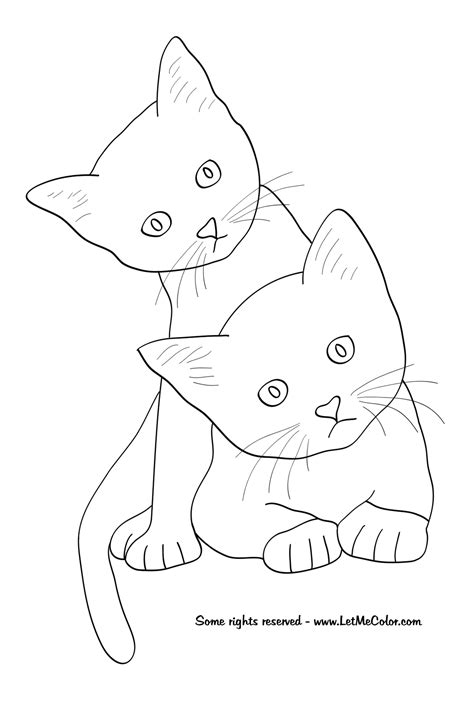 cool cats coloring page special picture cool cats cat