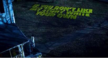 Watchmen Own Story Write Episode Don Season