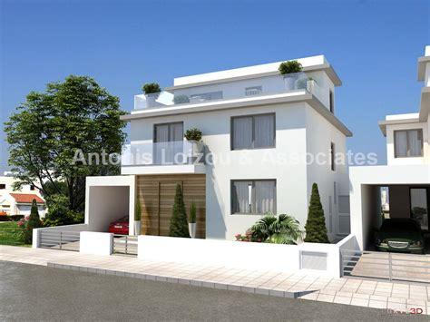Four Bedroom Detached Houses In Cyprus Properties Real