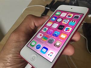 iPod touch 6th generation can be jailbroken