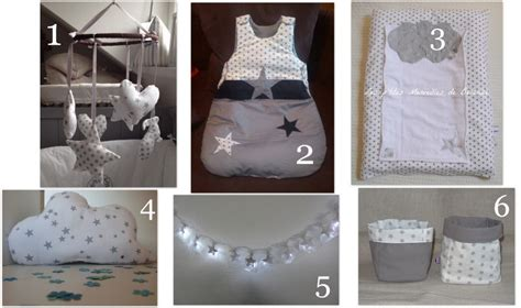 decoration chambre bebe etoile deco etoile chambre bebe