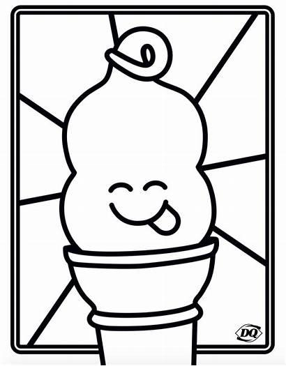 Dairy Queen Printables Activities Kidsactivitiesblog Entertain Released