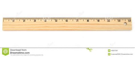 12 inch ruler standard stock image image of lifetime