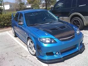 Captdanno 2003 Mazda Protege Specs  Photos  Modification