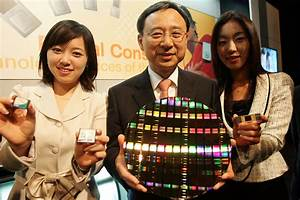 Samsung Is Now the World's Largest Chip Maker - Unknownmale