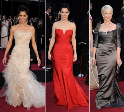 Things That Laaleen Wrote Oscars Fashion 2011 Hits And Misses